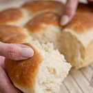 Old Fashioned Dinner Rolls