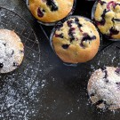 Blueberry Muffin Recipe - A Down East Treat
