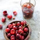 Roasted Cherry Dessert