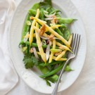 Mixed Green Bean Salad Recipe