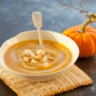 Savory, Pumpkin-Apple Soup Recipe - Greetings Australia