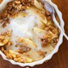 Easy, Old Fashioned Apple Crisp Recipe