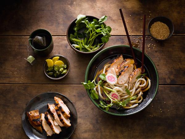 Japanese Ginza Chicken Teriyaki Recipe