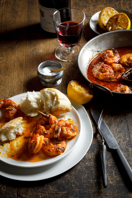 Spicy New Orleans Barbeque Shrimp Recipe for Mardi Gras | Return to ...