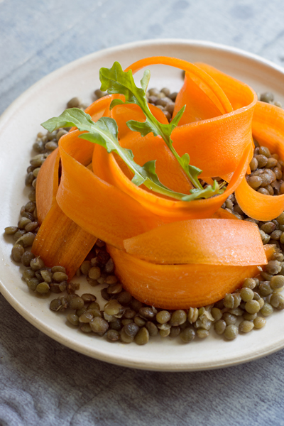 Warm Carrot And Lentil Salad Recipes — Dishmaps