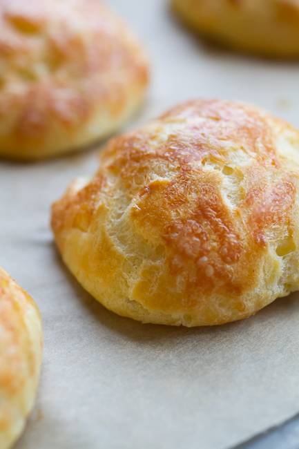 French Cheese Puff Recipe