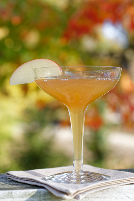 RSS Autumn Apple Cocktail